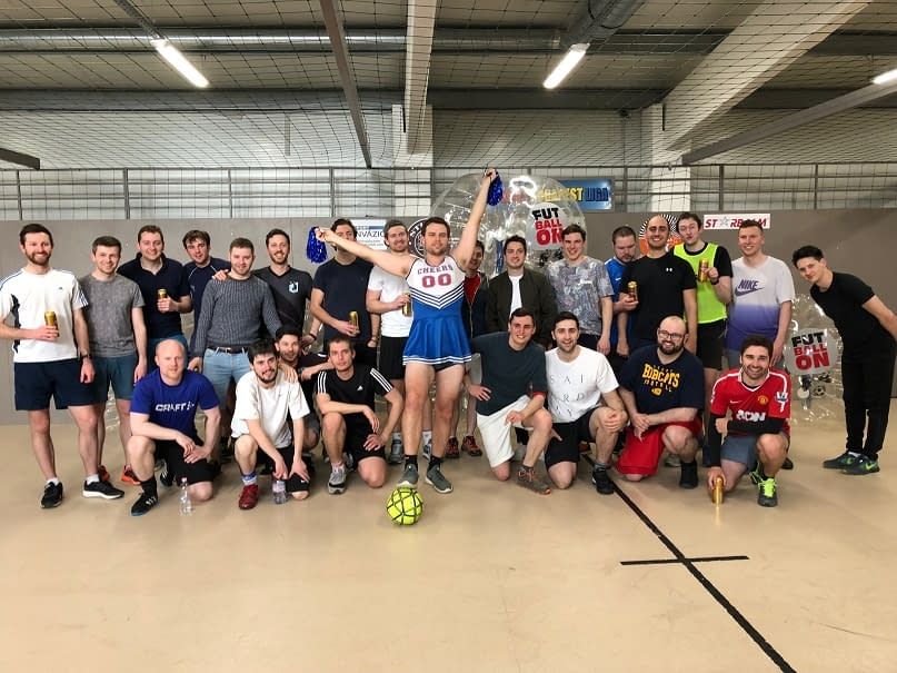 bachelor-party-budapest-bubble-football