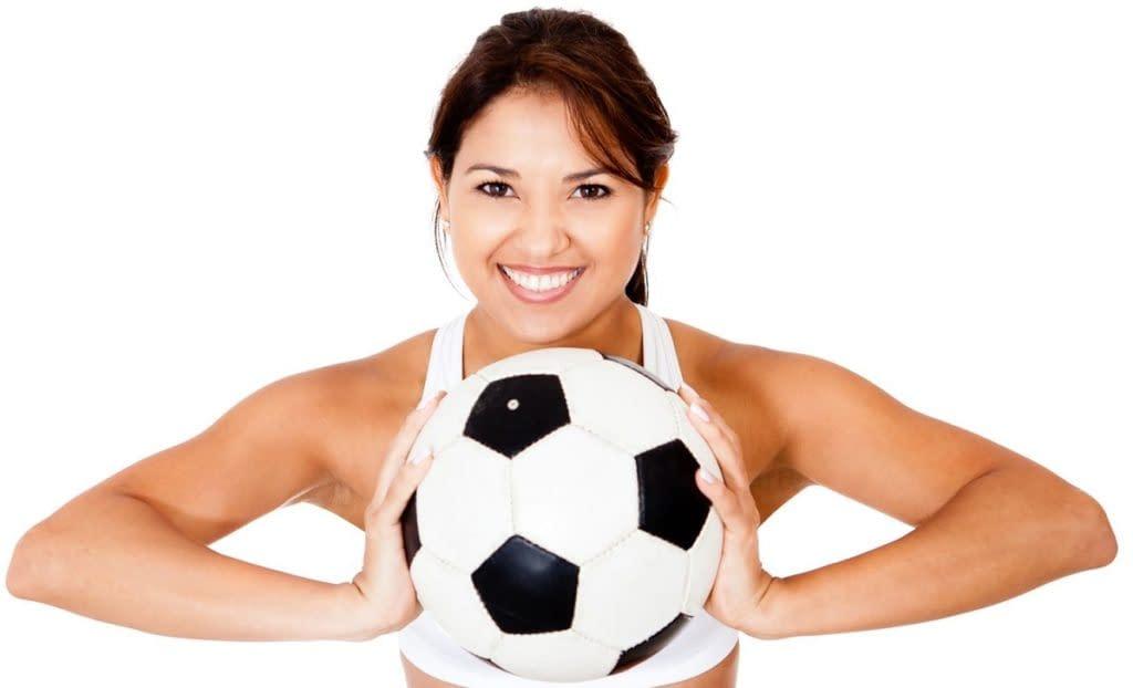 female-football-bubbleball-budapest